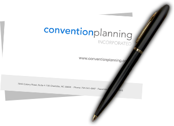 convention planning services
